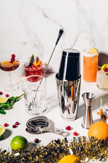 The Infatuation's Cocktail Essentials Set
