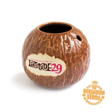 Beachbum Berry's Latitude 29 Coconut Mug
