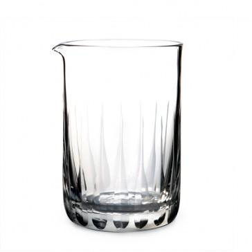 Seamless Paddle Mixing Glass