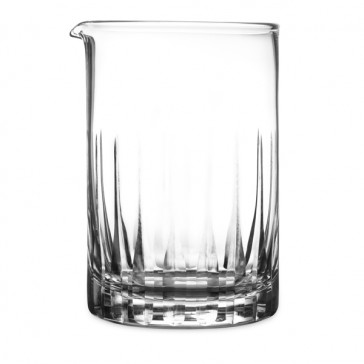 Extra Large Seamless Paddle Mixing Glass