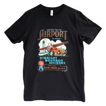"""Airport"" Unisex T-Shirt"