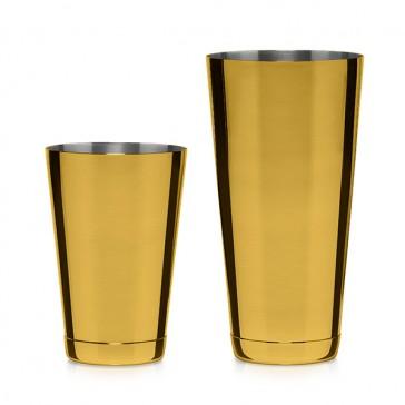 Set of Two Koriko® Weighted Shaking Tins